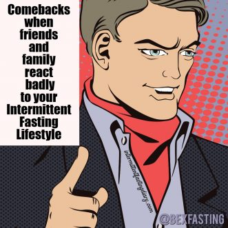 Comebacks for the Intermittent Fasting Critics in Your Life